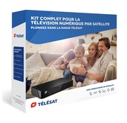 M7 Telesat MP201 HD Home StarterSet
