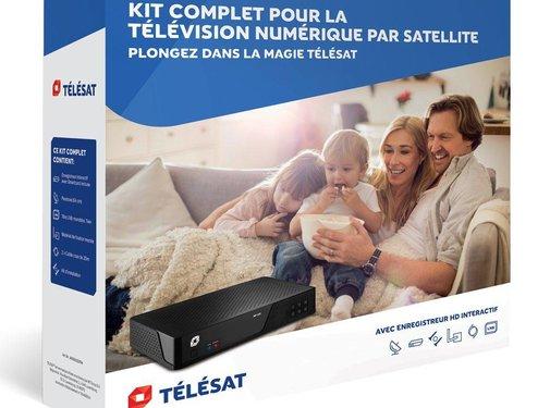 M7 Telesat MP201 HD Home StarterSet