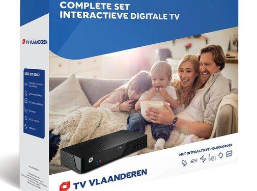 M7 TV Vlaanderen MP201 HD Home StarterSet
