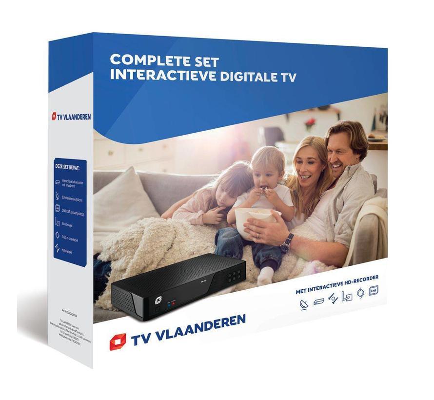 TV Vlaanderen MP201 HD Home StarterSet