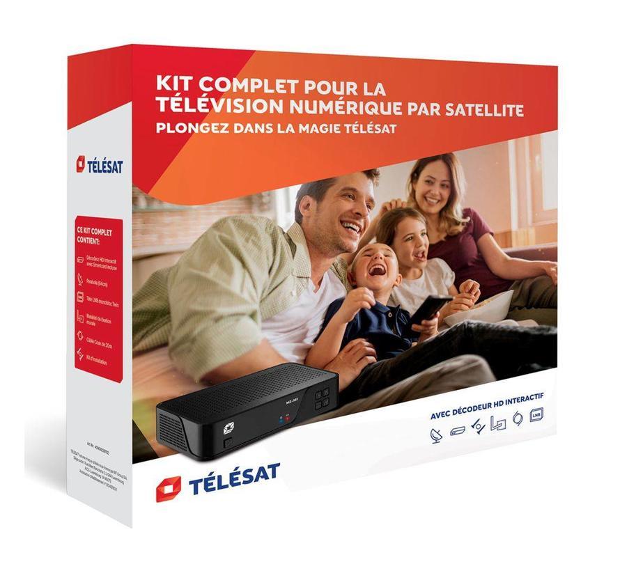 Telesat startersset (thuis)