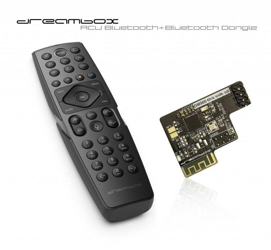 Dreambox Bluetooth set
