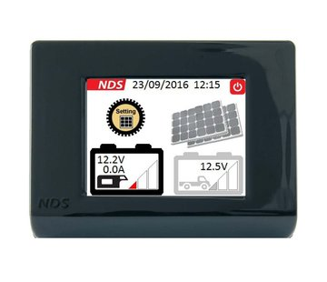 NDS NDS  Touchscreen 1 voor optionele suncontrol 1 NDS SC300M