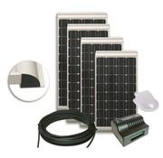 NDS NDS Solenergy 100W Zonnepaneel SET + SC300M KP100SCM