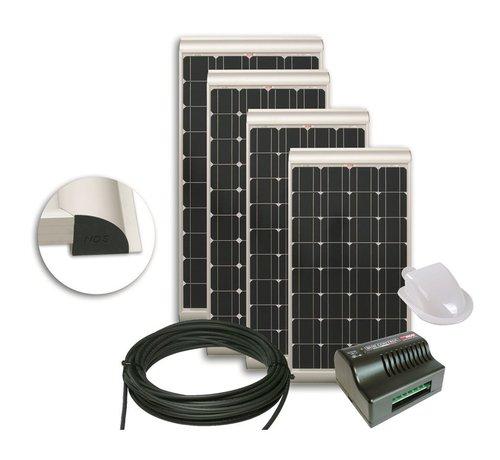 NDS NDS Solenergy 120W Zonnepaneel SET + SC300M KP120SCM