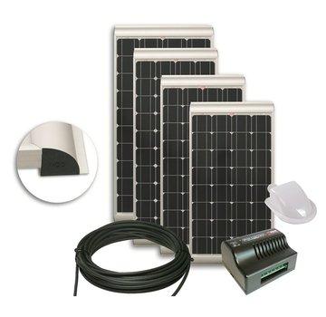 NDS NDS Solenergy 140W Zonnepaneel SET + SC300M KP140SCM