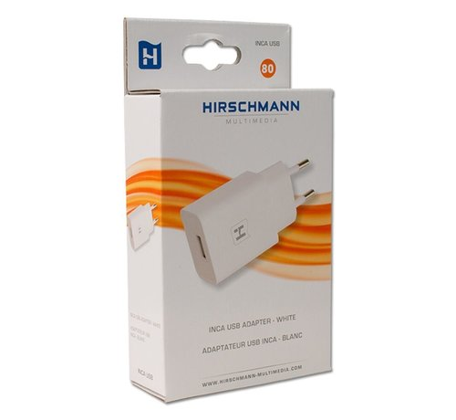 Hirschmann Hirschmann INCA USB adapter Wit