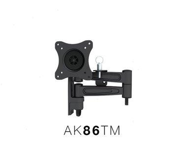 Avtex Avtex AK-86TM 2-armige vesa beugel aluminium