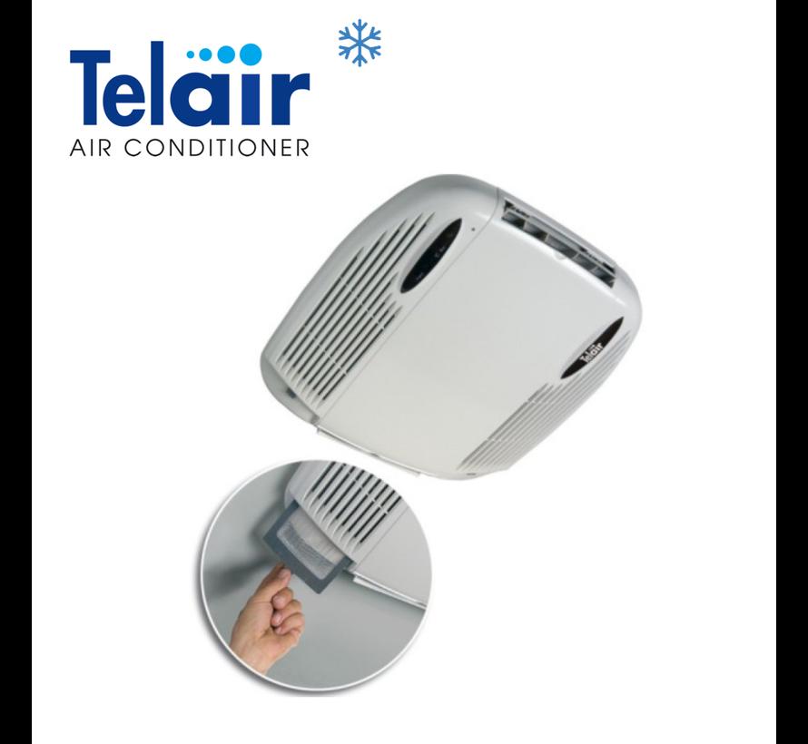 Telair Silent 5400H Airco/Heater/RC 650W 5800BTU 1,7kW