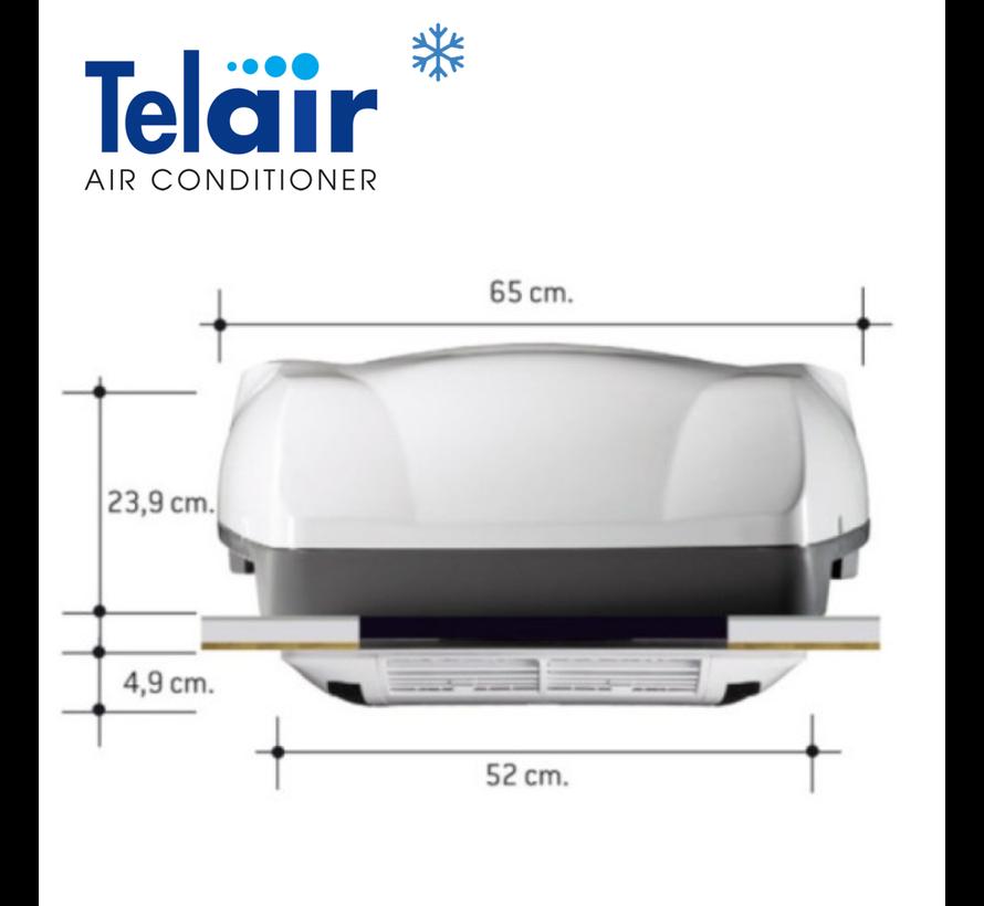 Telair Dual-Clima 12400H Airco/Heater/RC 1520W 10500BTU 3,10