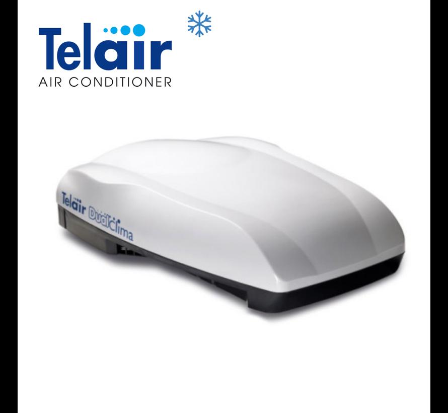 Telair Dual-Clima 12500H Airco/Heater/RC 1520W 10500BTU 3,10