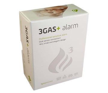 3GAS 3GAS+ 12V gas alarm Square