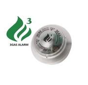 3GAS 3GAS 12V gas alarm round