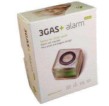 3GAS 3GAS+ extra sensor voor Square gasalarm