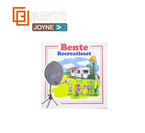 Bente Bente Recreatieset compleet voor Joyne (optioneel abonnement vereist)