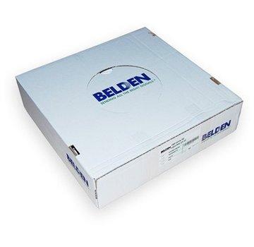 Belden Belden CX9D0  coax 9 Duobond+ PVC kleur wit per 100 meter