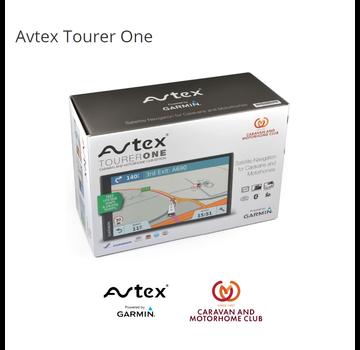 Avtex Avtex Tourer One camper navigatie