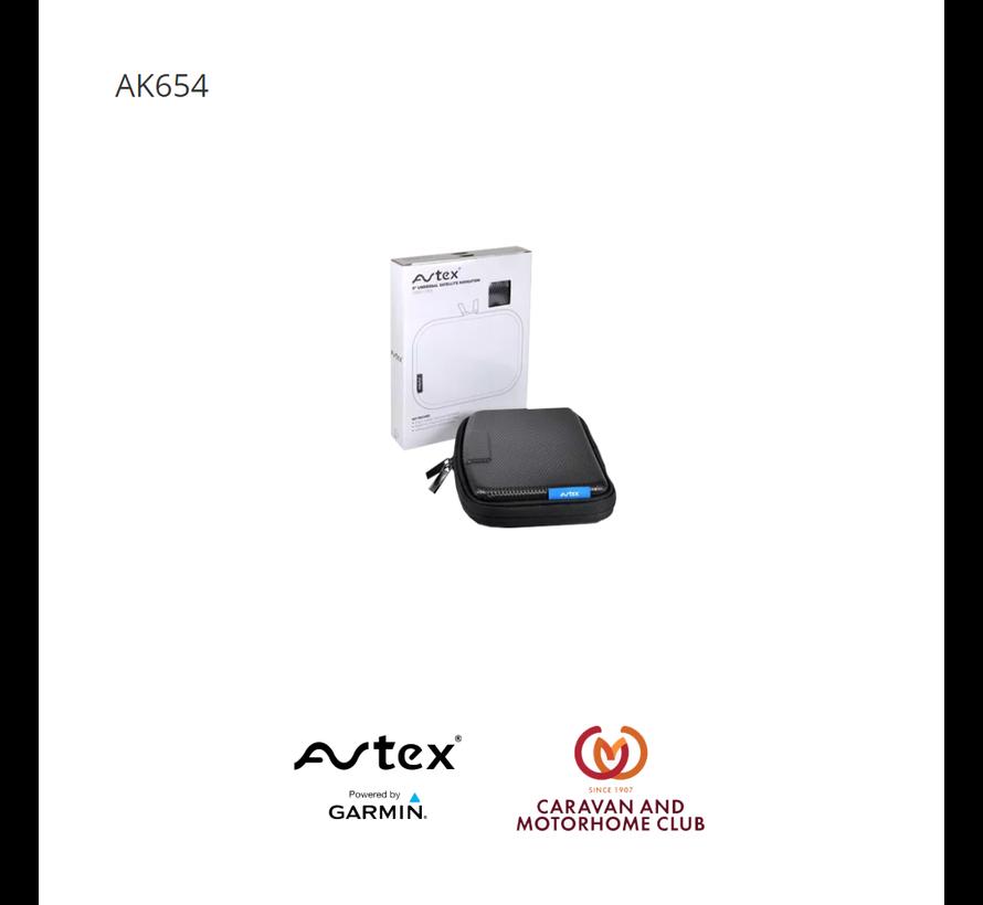 Avtex AK-654 draagtas navigatie