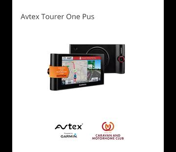 Avtex Avtex Tourer One Plus met Dash CAM camper navigatie