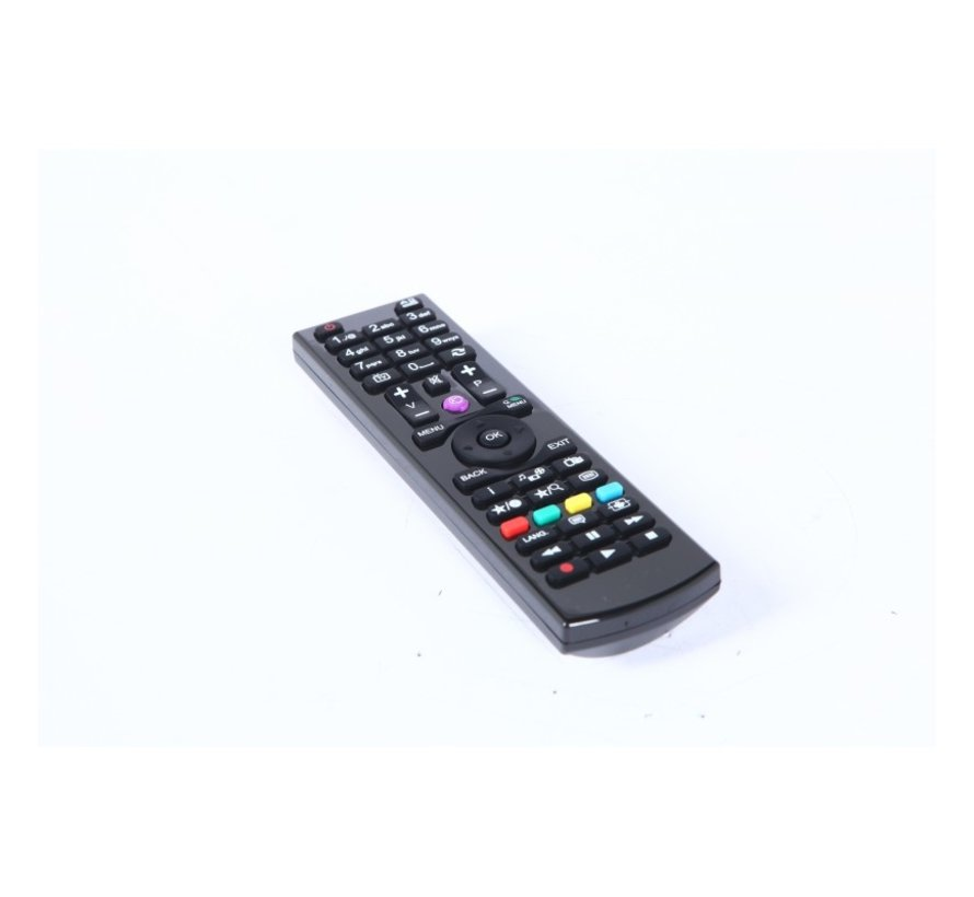 """Nikkei NL22MBK 22"""" 12V LED FHD DVB-S2/C/T2 CI+ HEVC"""