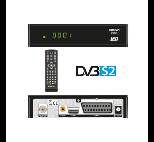Edision Edision Proton LED - DVB-S2 FTA