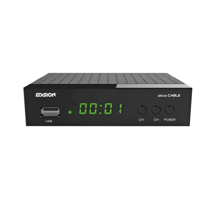 Edision Picco Cable - DVB-C