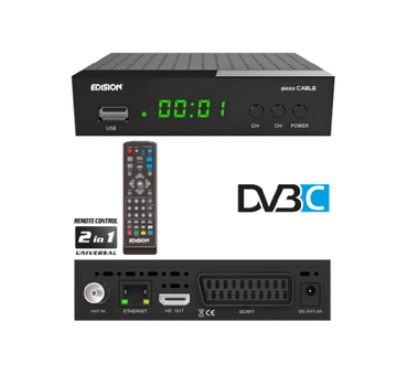 Edision Edision Picco Cable DVB-C