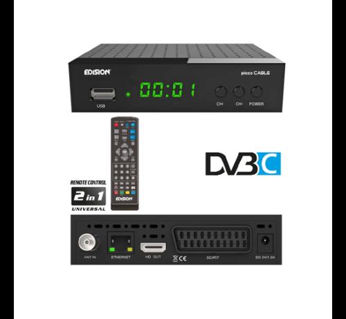 Edision Edision Picco Cable - DVB-C