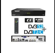 Edision Edision Piccollo S2+T2/C met CI slot