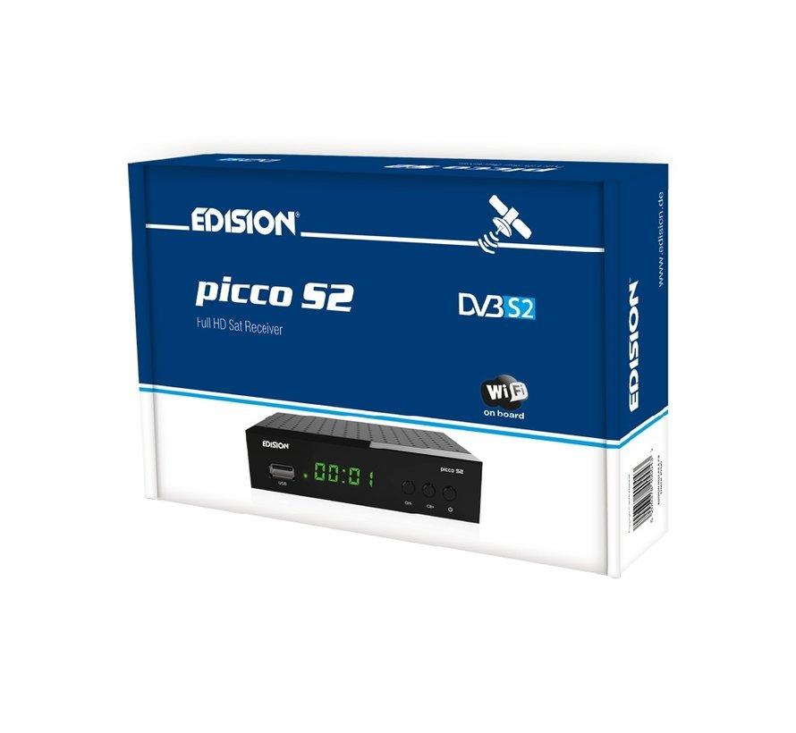 Edision Picco S2 - satelliet FTA