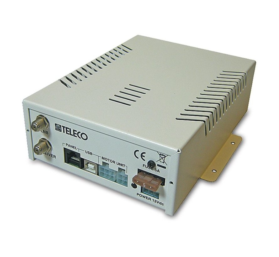 Teleco Flatsat Easy SMART DiSEqC - alle modellen leverbaar