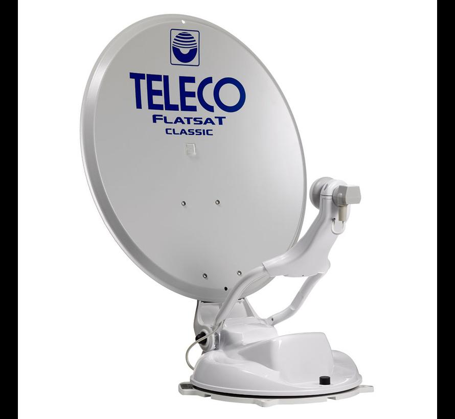 Teleco Flatsat Classic SMART DiSEqC - alle modellen leverbaar
