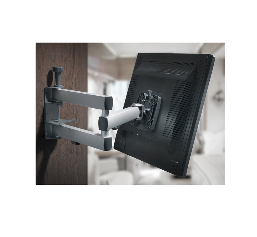 Novus SKY 10-300 30cm 8,5 kg monitor mount vesa vergrendelbaar