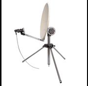 EISS EISS  versie 1 - 2018 - 65 cm schotel (WIT) op statief met Ultra Black LNB