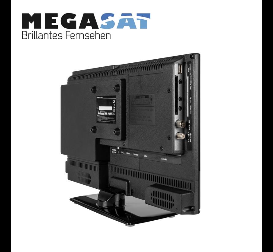 Megasat Camping TV Royal Line II 16 - 12V & 24V - Benelux Editie - M7 Fastscan