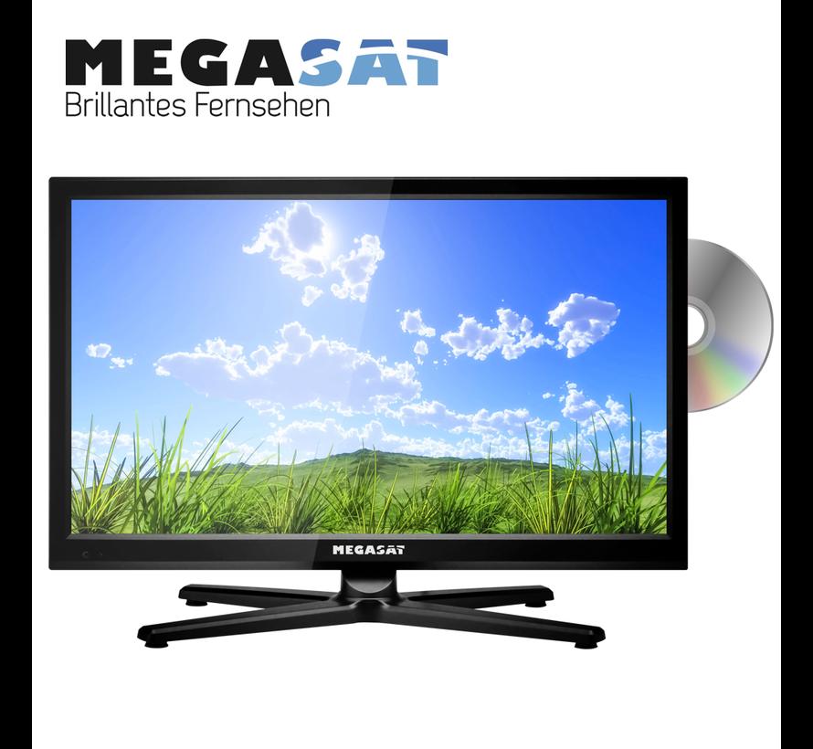 Megasat Camping TV Royal Line II 19 - 12V & 24V - Benelux Editie - M7 Fastscan