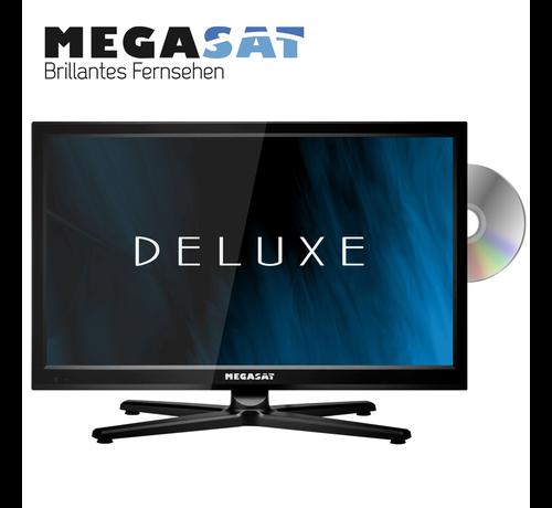 MegaSAT Megasat Camping TV Royal Line II 19 - DeLuxe 12V & 24V - Benelux Editie - M7 Fastscan