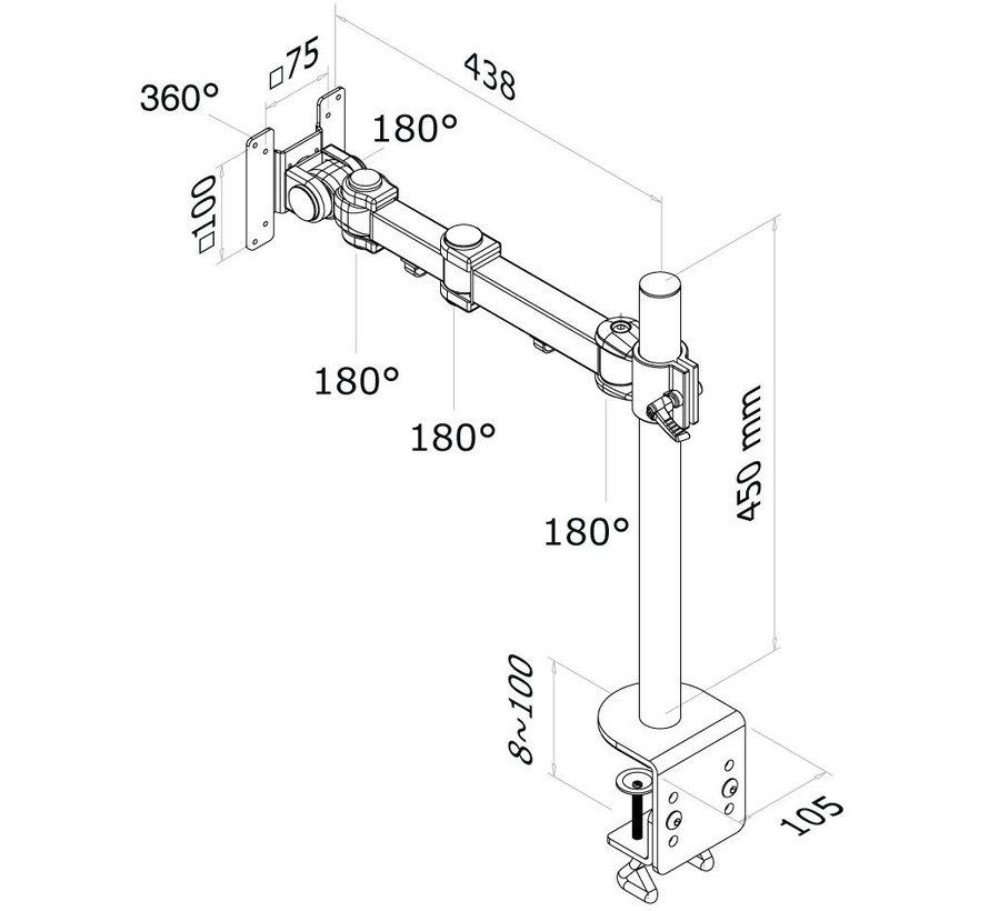 NewStar schermbeugel FPMA-D960