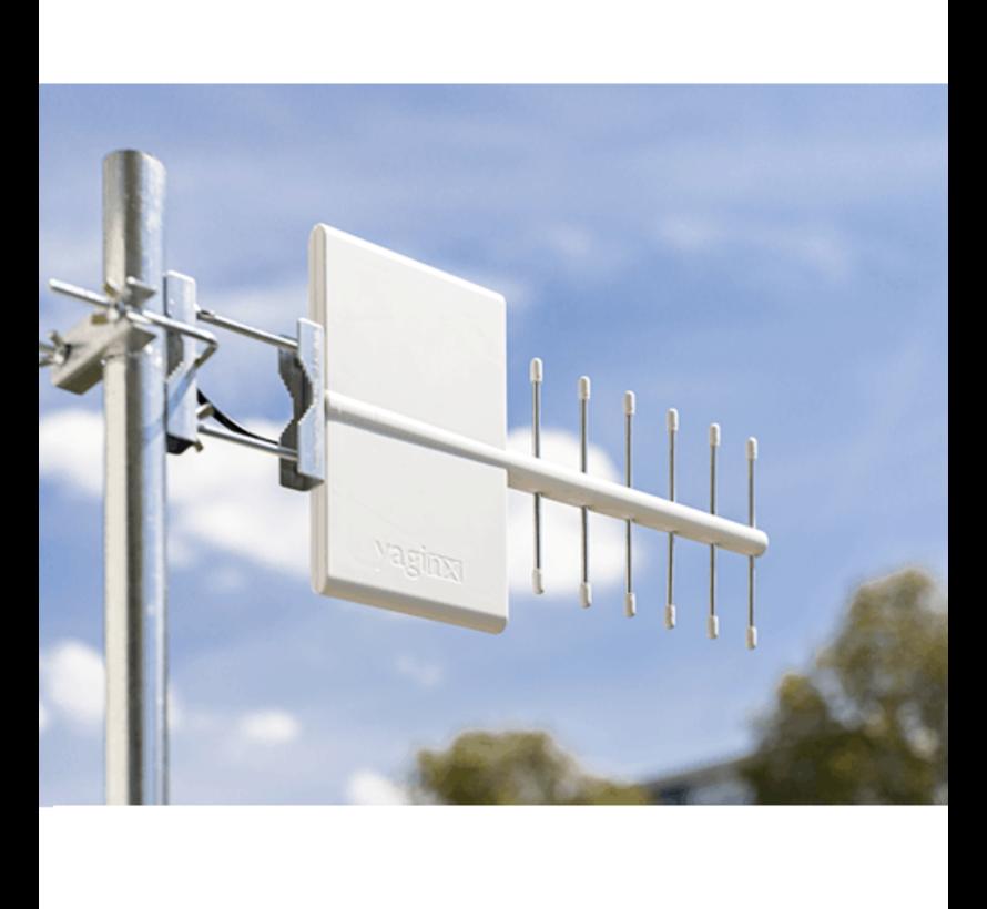 Funke YagiNX-Plus buitenantenne voor DVB-T(2) 43 dB