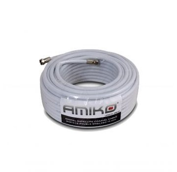 Amiko 20m Amiko Coaxkabel op maat en gemonteerde F connectors