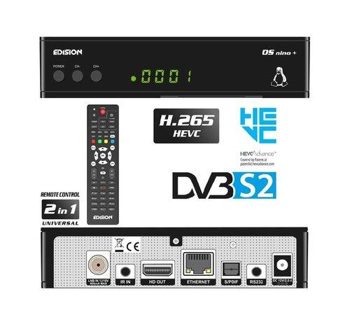 Edision Edision OS Nino+ DVB-S2