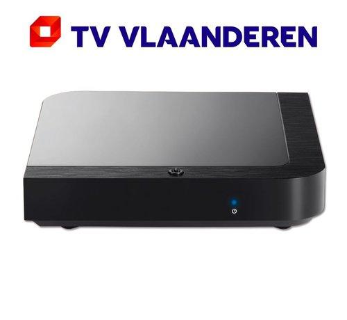 M7 TV Vlaanderen MZ-102  HD met ingebouwde smartcard
