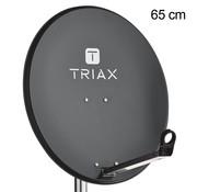 Triax Triax TDS 65cm schotel kleur 7016 antraciet