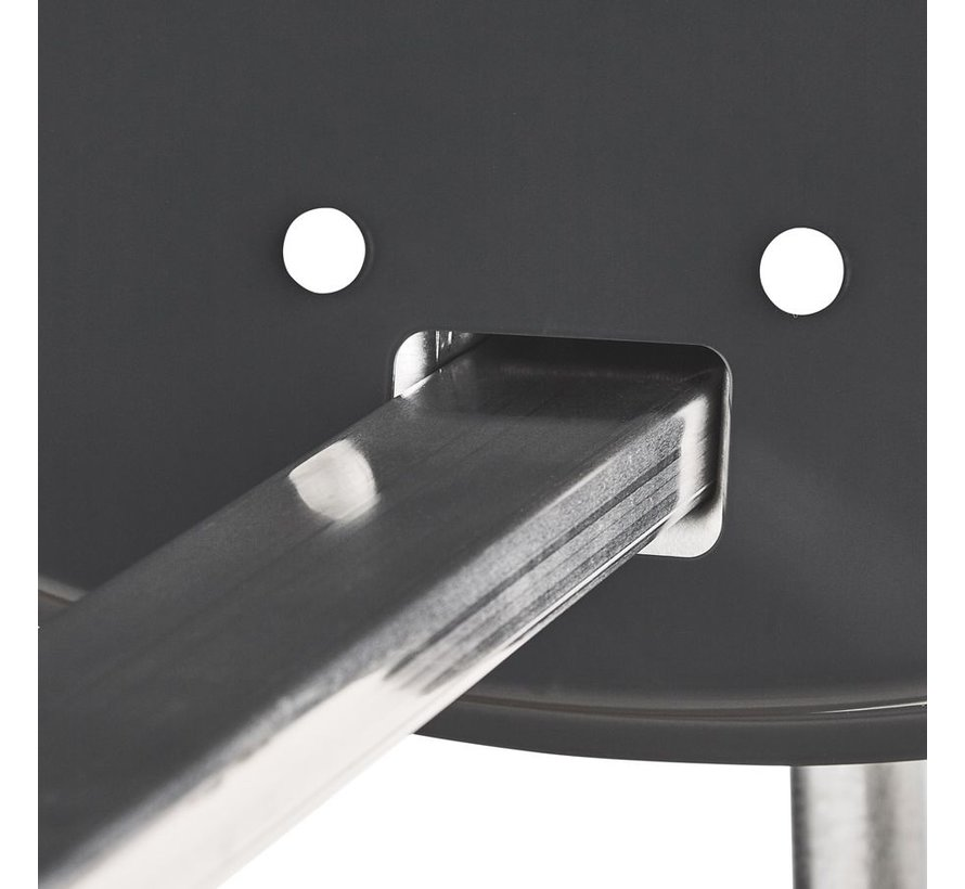 Triax TDS 80cm schotel kleur 7016 antraciet