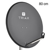Triax Triax TDS 80cm schotel kleur 7016 antraciet