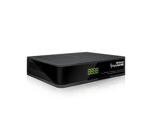 Amiko Amiko Impulse - DVB-T2/C Full HD - HEVC H.265