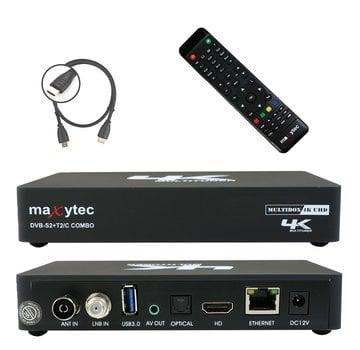 Maxytec Maxytec Multibox DVB-S2 en DVB-C/T2 Combo Enigma2 & Android