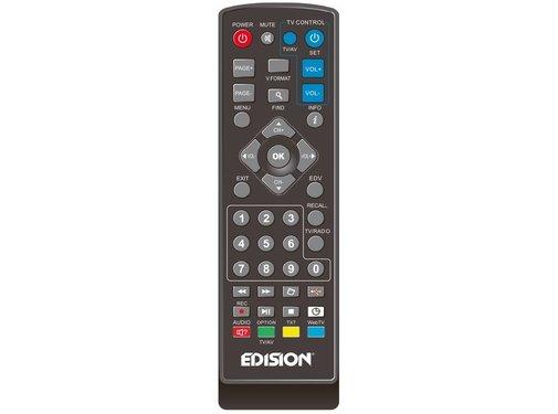 Edision Edision extra afstandsbediening EDI-RCU 1 Learn