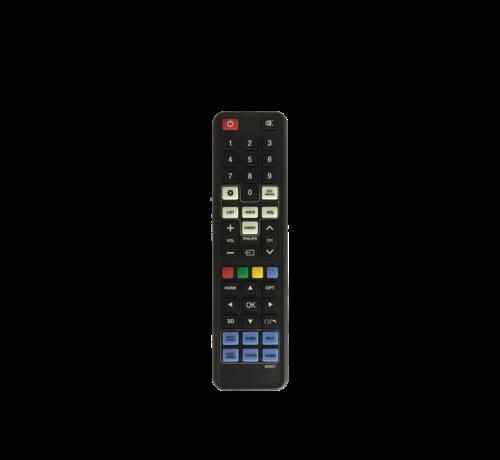Rebox Universele Sony en Philips TV afstandsbediening LCD | Plasma | LED | OLED