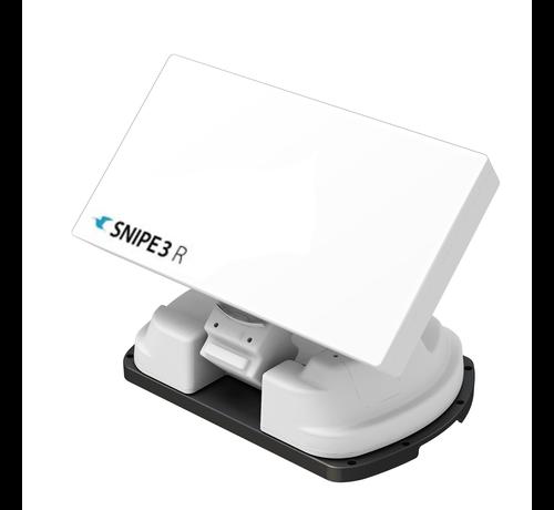 Selfsat Selfsat Snipe 3R met afstandsbediening